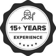 15-years-experience-logo